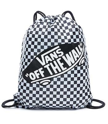 Beutel Vans Benched - Black/White Checkerboard - women´s