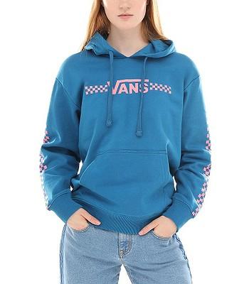 Sweatshirt Vans Funnier Times - Blue Sapphire - women´s