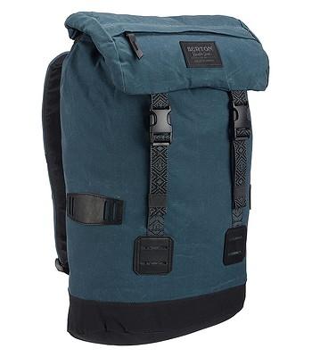 backpack Burton Tinder - Dark Slate Waxed Canvas
