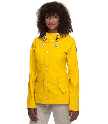üppiges Design Modestil von 2019 Premium-Auswahl jacket Ragwear Marge - 6028/Yellow - women´s - blackcomb-shop.eu