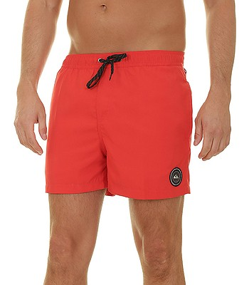 Badeshorts Quiksilver Everyday Volley 15 - RQC0/High Risk Red - men´s