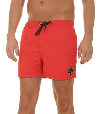 kúpacie šortky Quiksilver Everyday Volley 15 - RQC0/High Risk Red