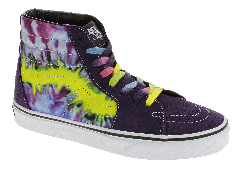 shoes Vans Sk8-Hi - Tie Dye/Mysterioso