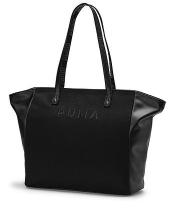 b2856f8fa taška Puma Prime Classics Large Shopper - Puma Black | blackcomb.sk