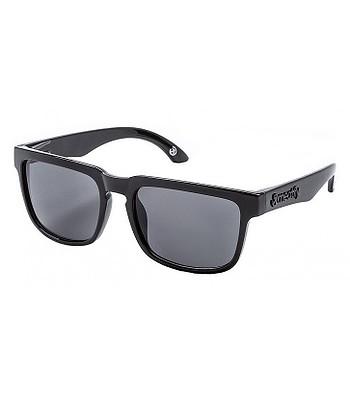 okulary Meatfly Memphis 2 - B/Black Glossy