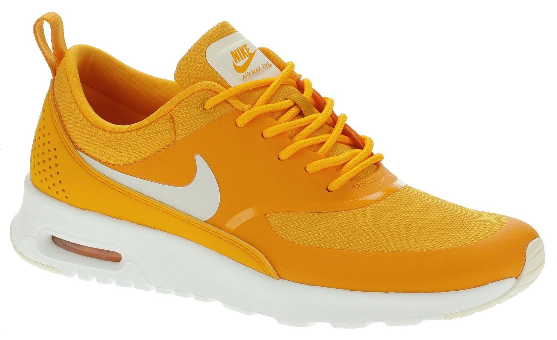 shoes Nike Air Max Thea Orange PeelPale IvorySummit