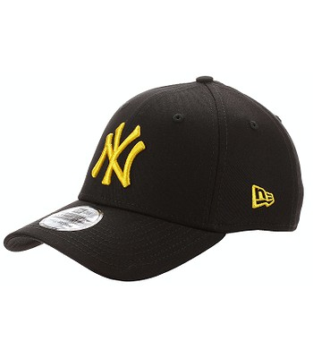 Kappe New Era 39T League Essential MLB New York Yankees - Black/Gold - men´s