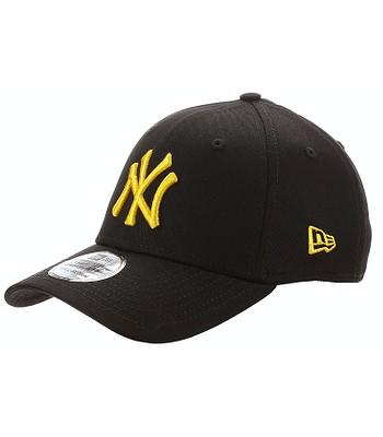 kšiltovka New Era 39T League Essential MLB New York Yankees - Black/Gold