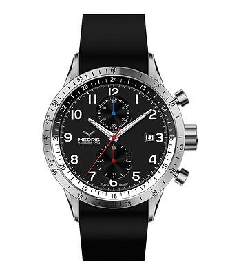 montre à bracelet Meoris Explorer Chronograf Supertitanium SB - Steel/Color - men´s