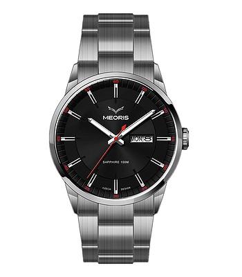 montre à bracelet Meoris 4Golf Supertitanium SB - Steel/Black - men´s