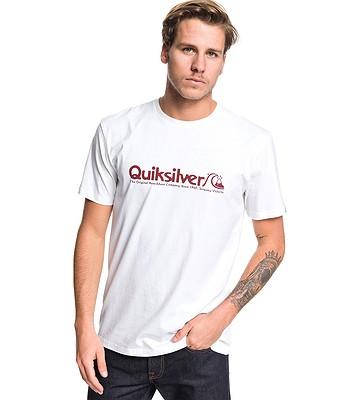 T-Shirt Quiksilver Modern Legends - WBB0/White - men´s
