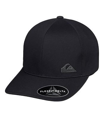 cap Quiksilver Bondair Flexfit - KVJ0/Black - men´s