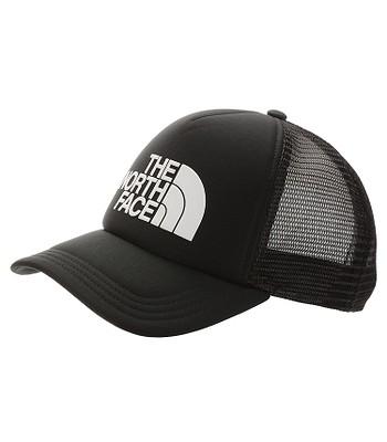 cap The North Face TNF Logo Trucker - TNF Black/TNF White