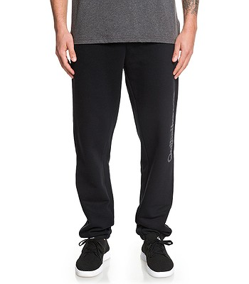 spodnie dresowe Quiksilver Trackpant Screen - KVJ0/Black