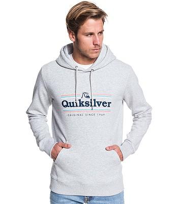 bluza Quiksilver Get Buzzy Screen - SGRH/Athletic Heather