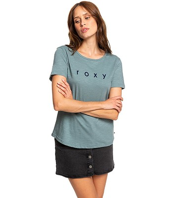 T-shirt Roxy Red Sunset - BLN0/Trooper