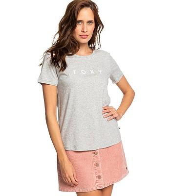 tričko Roxy Red Sunset - SGRH/Heritage Heather