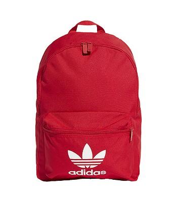 plecak adidas Originals Adicolor Classic - Scarlet