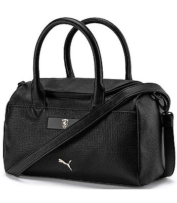 Tasche Puma SF LS Handbag 1 - Puma Black - women´s