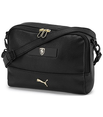 Tasche Puma SF LS Mini 1 - Puma Black - women´s