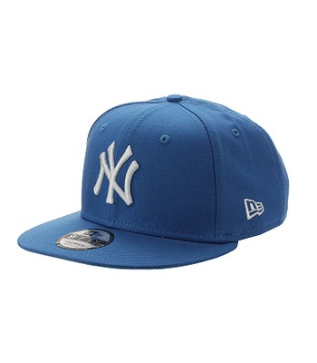 kšiltovka New Era 9FI League Essential MLB New York Yankees - Cobalt Blue