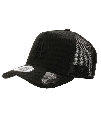 Kappe New Era 9FO AF Diamond Era Truck MLB Los Angeles Dodgers - Black/Black/Black - men´s