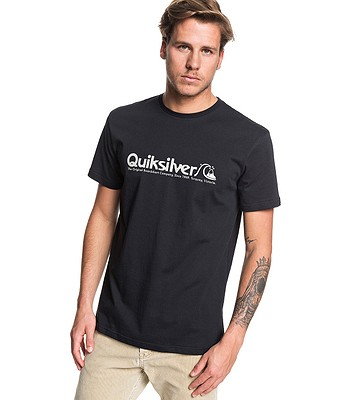 T-Shirt Quiksilver Modern Legends - KVJ0/Black - men´s