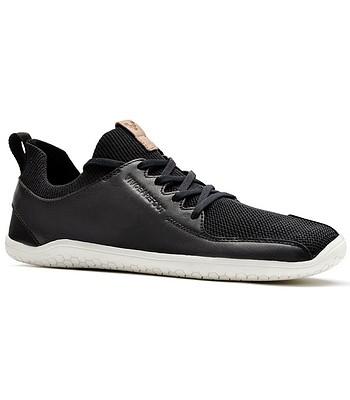 topánky Vivobarefoot Primus Knit L - Black Leather