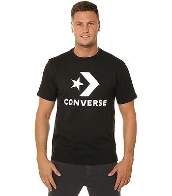 T-shirt Converse Star Chevron/10018568 - A01/Converse Black