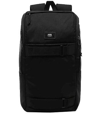backpack Vans Obstacle Skatepack - Black Ripstop