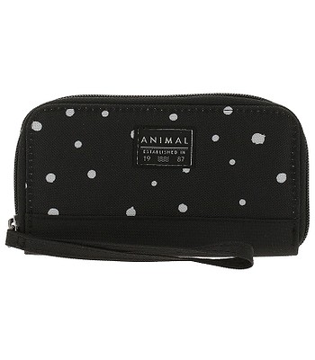 wallet Animal Changing Waves - Black - women´s