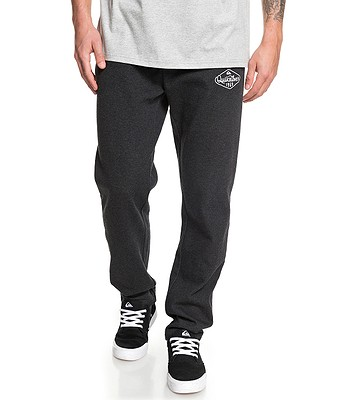 Jogginghose Quiksilver Canape Party - KRPH/Dark Gray Heather - men´s