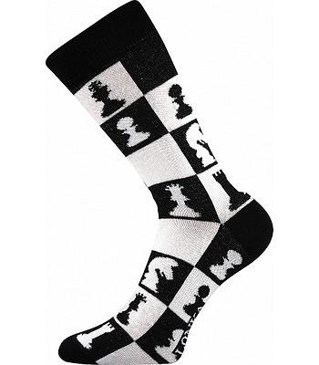 Socken Lonka Woodoo - Mix C/Chess