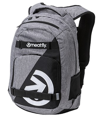 plecak Meatfly Exile 4 - A/Heather Gray/Black