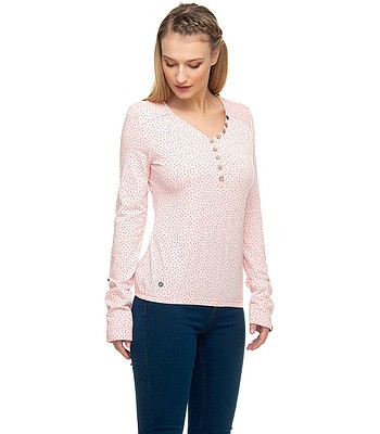 T-Shirt Ragwear Pinch LS - 4063/Light Pink - women´s