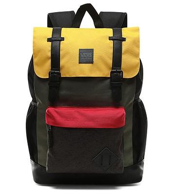 backpack Vans Crosstown - Mango Mojito - women´s