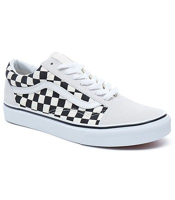 shoes Vans Old Skool - Checkerboard/White/Black