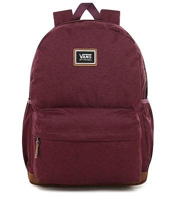 backpack Vans Realm Plus - Prune - women´s