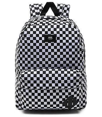backpack Vans Old Skool III - Black/White Check