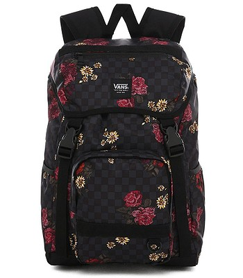 backpack Vans Ranger - Botanical Check - women´s