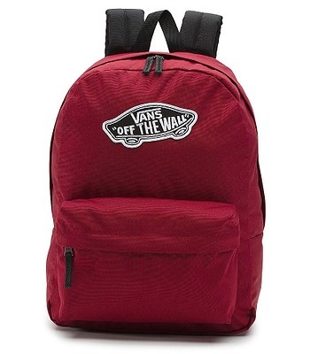 Rucksack Vans Realm - Biking Red - women´s
