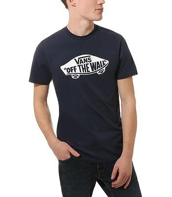 T-Shirt Vans OTW - Dress Blues/White - men´s