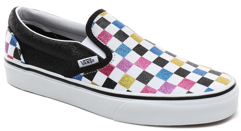 shoes Vans Classic Slip-On - Glitter