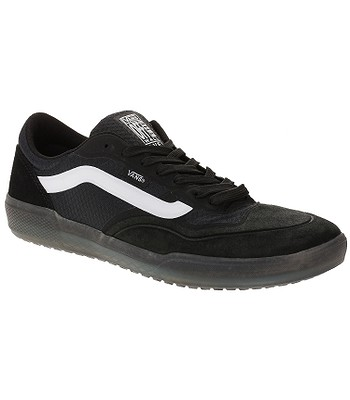 Schuhe Vans AVE Pro - Black/White - men´s