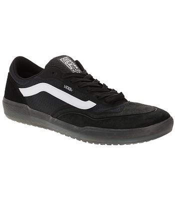 shoes Vans AVE Pro - Black/White - men´s