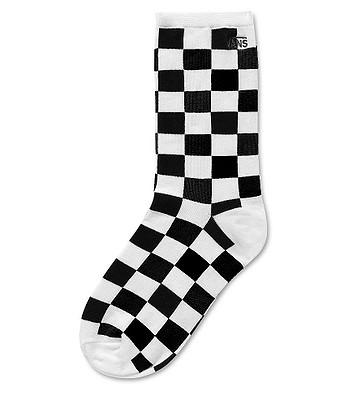Socken Vans Ticker - Black Checkerboard - women´s
