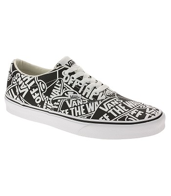topánky Vans Doheny - OTW Repeat/Black/White