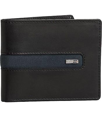 wallet Billabong Dbah Leather - Black - men´s