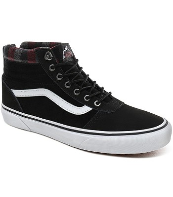 boty Vans Ward Hi MTE - MTE/Black/Plaid