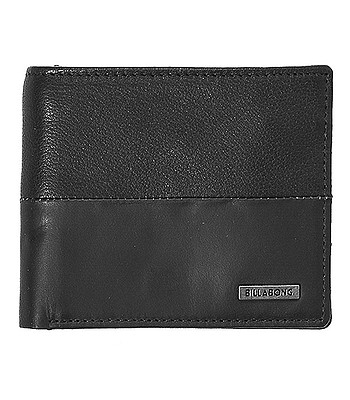 wallet Billabong Fifty50 ID Leather - Black - men´s
